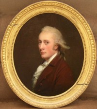 Portrait of James Caldwell. Click for larger image.
