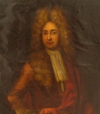 Portrait of John Cuthbert painted around 1700 possibly John Cuthbert of Castle Hill