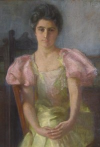Portrait of Constance Mary Helsham Heath-Caldwell