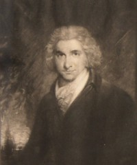 Portrait of James Heath ARA the engraver 1757-1834