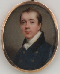 Arthur Cuthbert Marsh of Eastbury Park Hertfordshire England 1786-1849