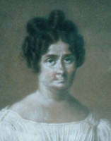 Portrait of Amelia Marsh 1788-1861 Click for large image