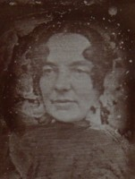 Photographic portrait of Ann Raymond Heath nee Dunbar 1787-1842 Click for larger image