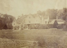 Photograph of Milland House 1857-1879. Click for larger image