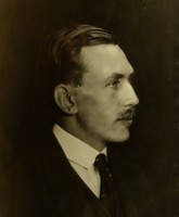 Portrait Photograph of Leopold Cuthbert Heath known as Greggs1894-1966 