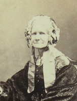 Miss Mary Holland of Church House, Knutsford, Cheshire 1792-1877 Click for larger image
