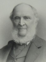 Portrait of Dr Richard Jones: Surgeon of Woodbridge in Suffolk 1814-1888.